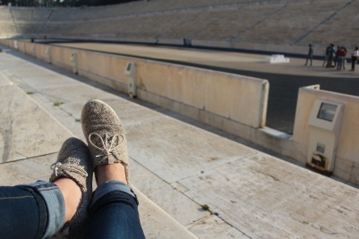 Panathenaic Stadium. Greece.