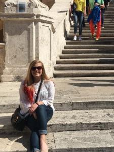 Spanish Steps. Italy.